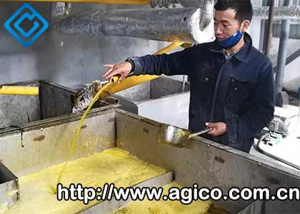 10tpd Rapeseed Oil Refinery Line In Tibet