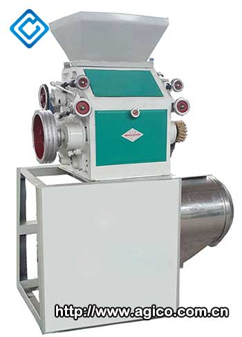 6FY-50 maize flour milling machine