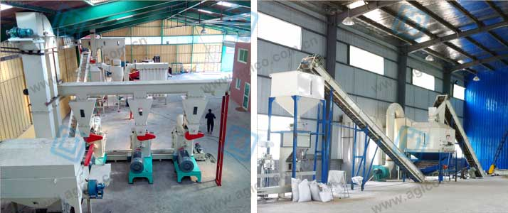 Successful Pellet Processing Line Projects Around the World