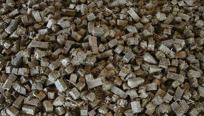 biomass energy briquettes