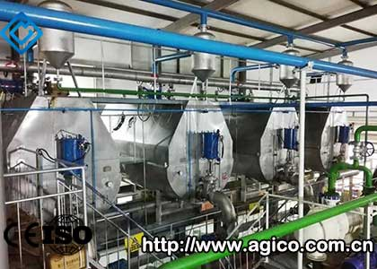 80tpd Fresh Butter Rendering Equipment|30TPD Butter Refinery Unit In Turkmenistan