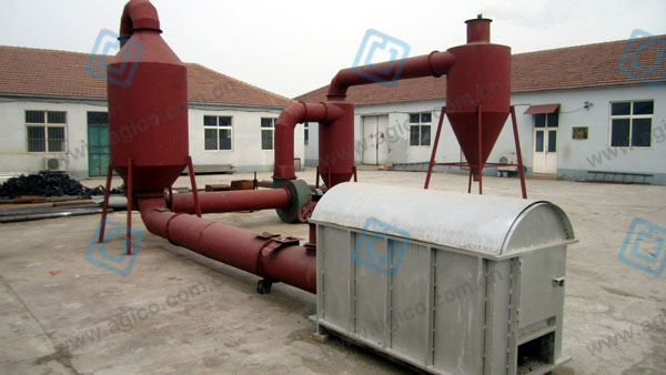 gc dh series air flow dryer