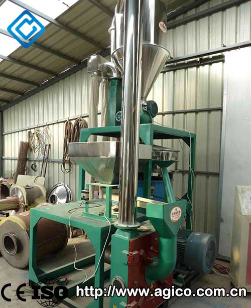 grain flour mill fatigue wear