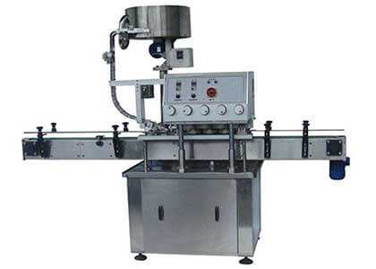 Linear sealing machine