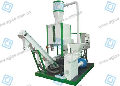 Use Mobile Biomass Pelleting Plant Making Your Own Pellet Fuel