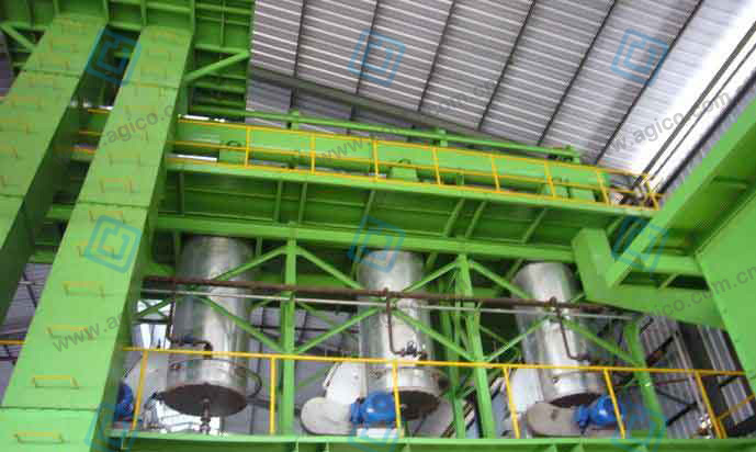 palm Oil Pressing And Refinery Plant Project