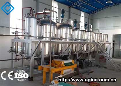 Groundnut Oil Processing Plant Delivered To The Customers In China