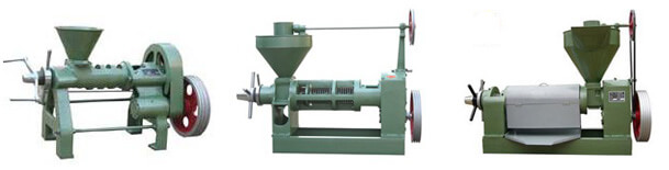 small scale oil press machine